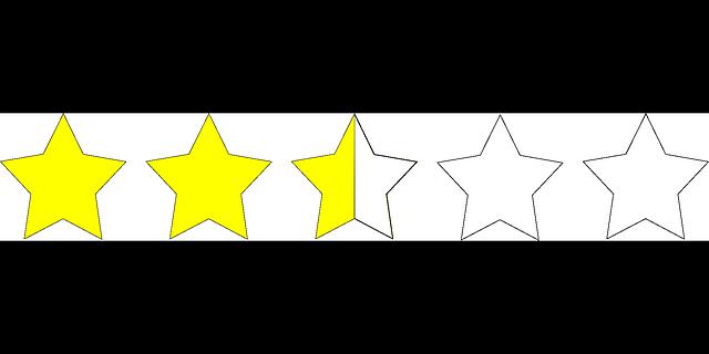Rating - Sterne