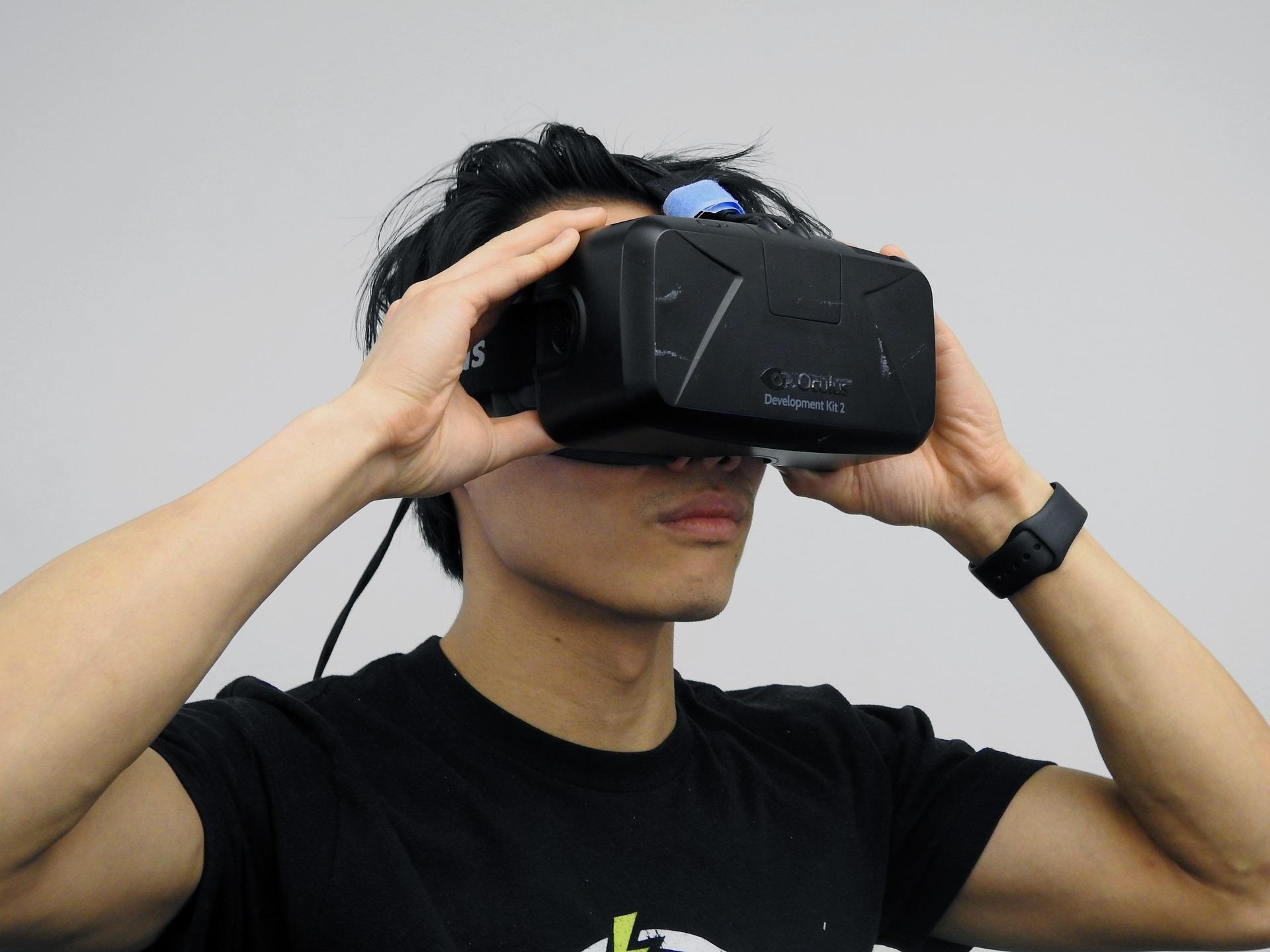 Virtuelle Realität – Bruchsal verdreht Ihnen den Kopf